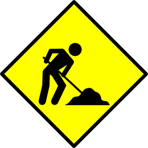 Construction clipart. Detail clipground black and