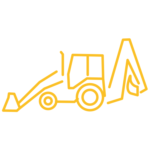 Backhoe clipart engineering equipment. Jcb agricultural construction supplier