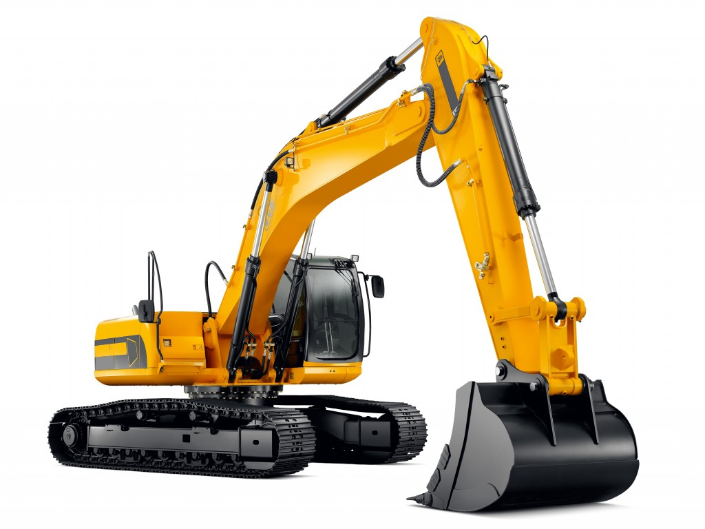 Excavator at getdrawings com. Backhoe clipart plant machinery vector freeuse stock