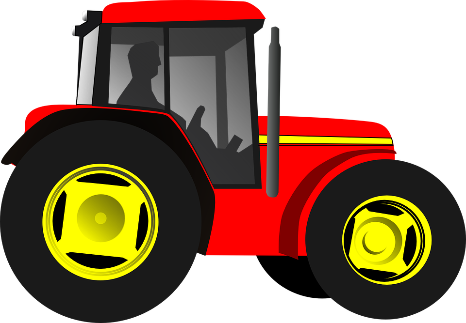 Backhoe vector animated. Jpg library download