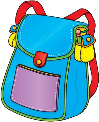 Backpack clipart. At getdrawings com free