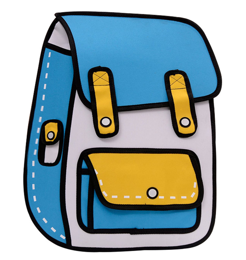 Backpack clipart blue purse. Kid packing collection free
