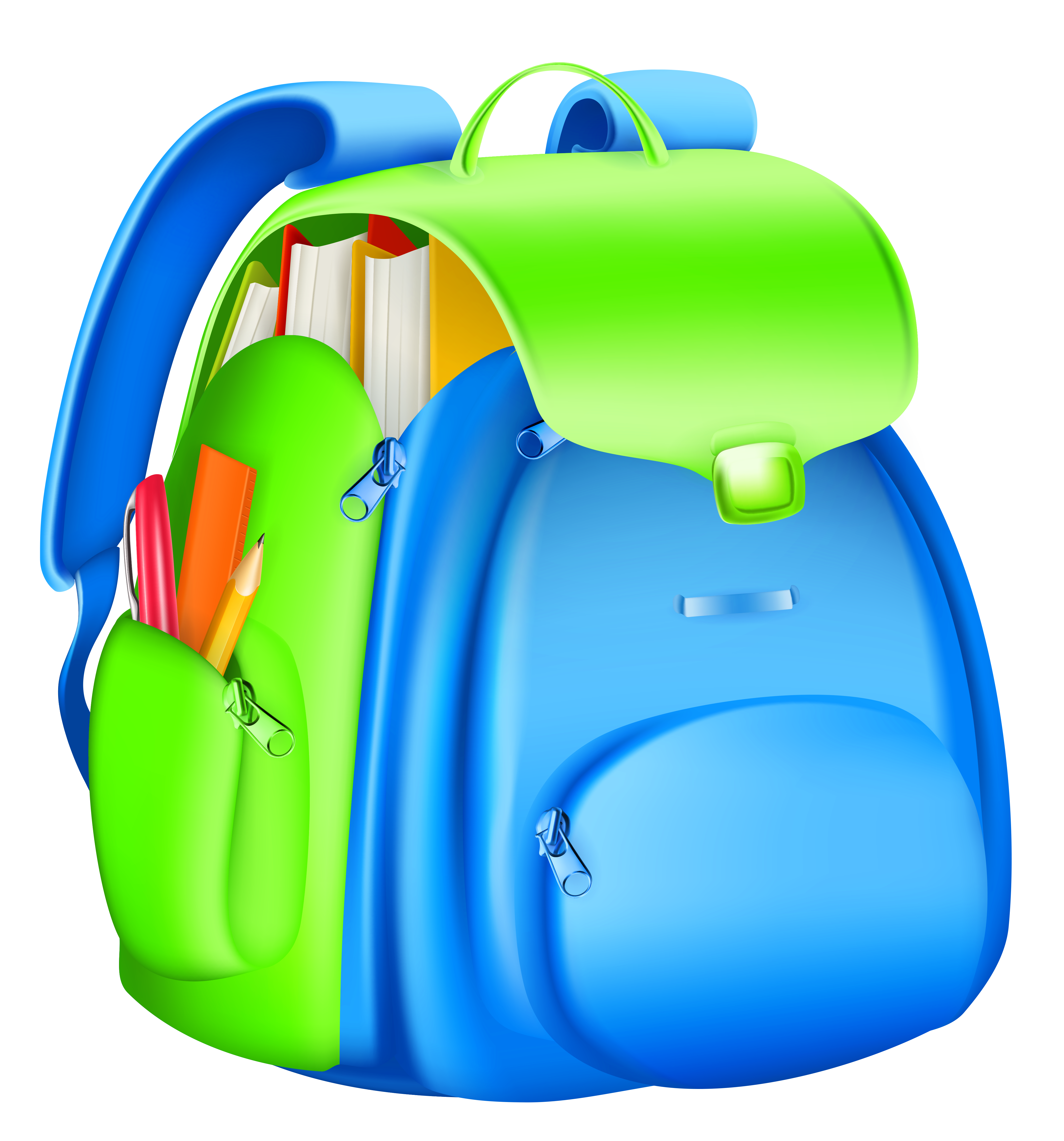 Backpack clipart clear background. School gallery yopriceville high