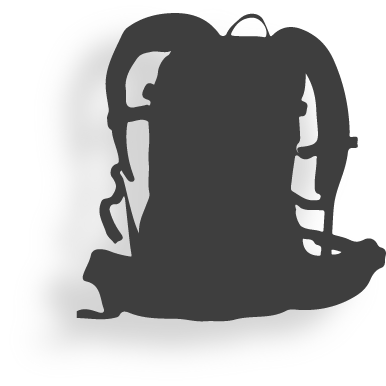 Backpack clipart emergency backpack. Tune up details alpine
