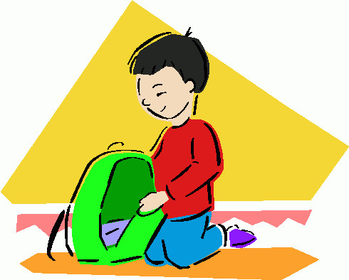 Backpack clipart kid backpack. Purple clip art vector
