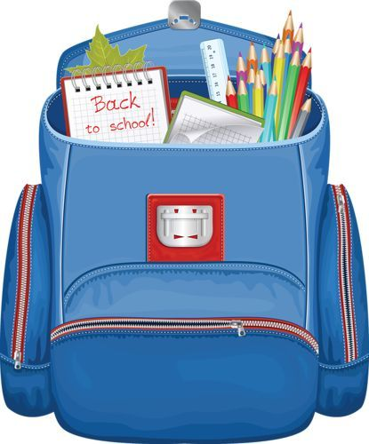 Backpack clipart kid backpack. Pin by dara tata