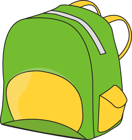 Backpack png clipart. Art
