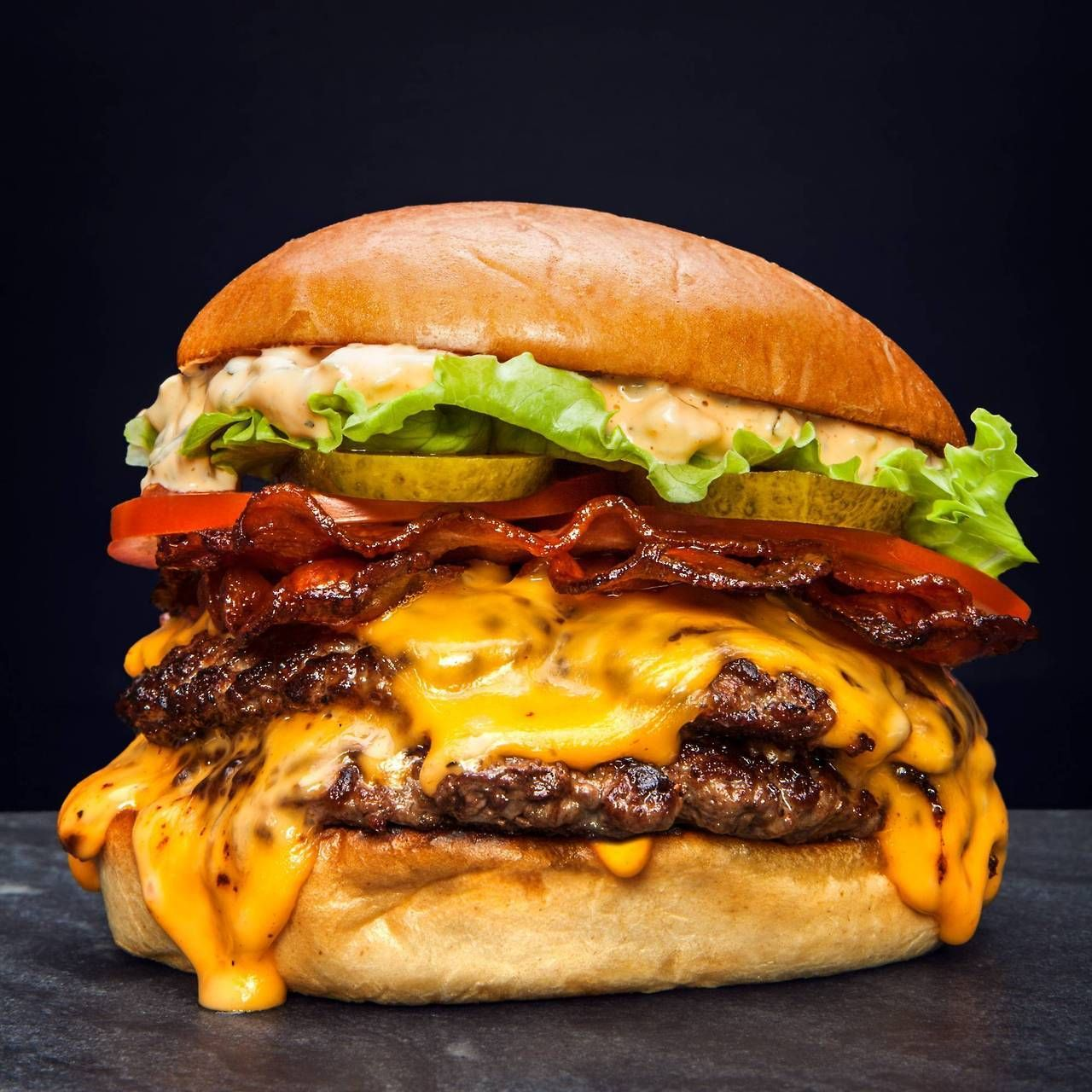 Post anything from anywhere. Bacon clipart bacon cheeseburger image freeuse stock