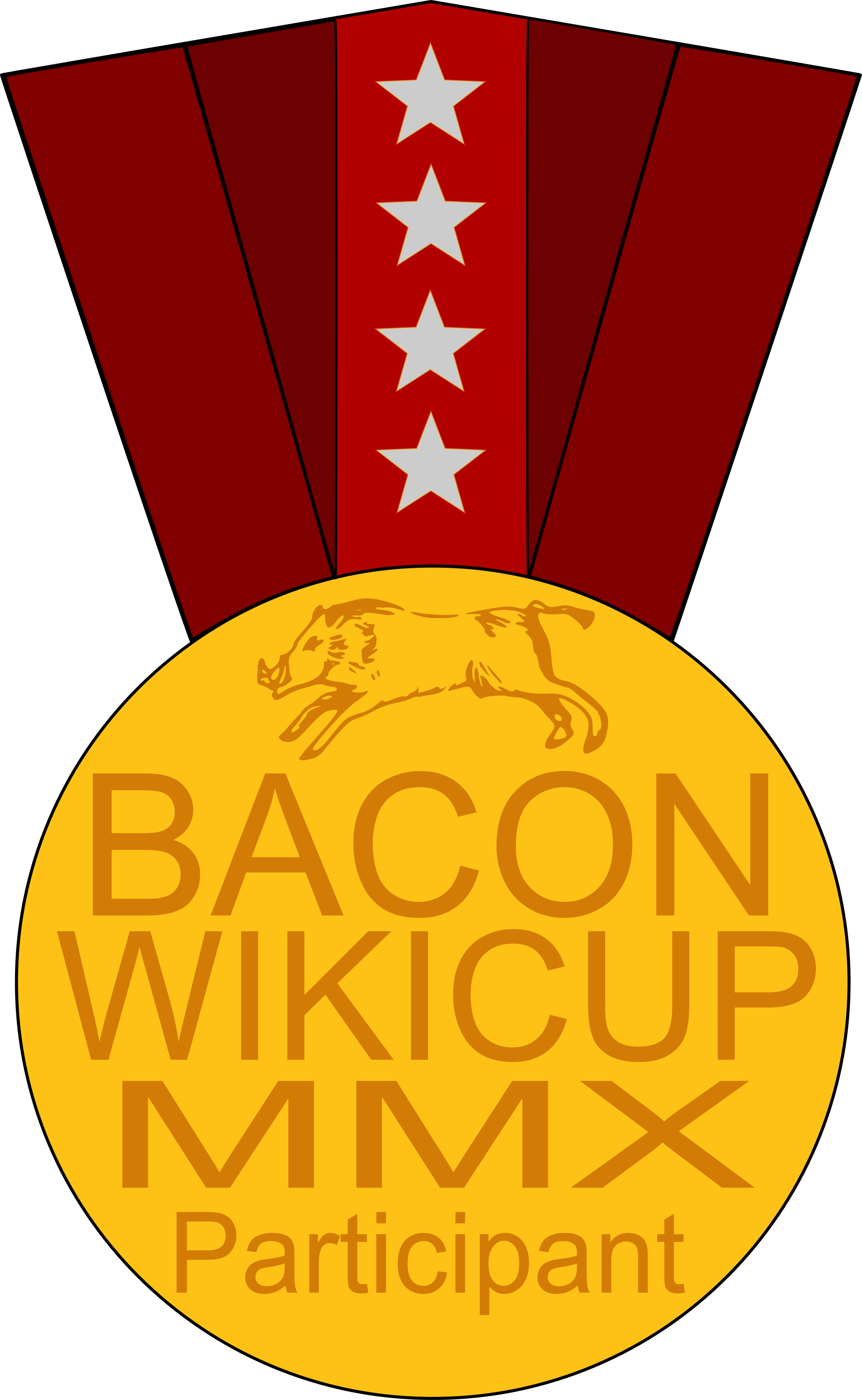 Bacon clipart svg. File wikicup medal wikimedia