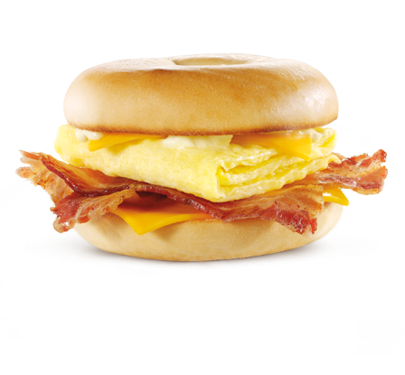 Bacon egg and cheese sandwich png. Bagel mcdonalds ca