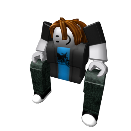 Bacon hair png. The real roblox