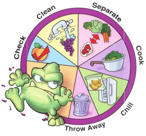 Bacteria clipart food poisoning. Issue avoid intestinal distress