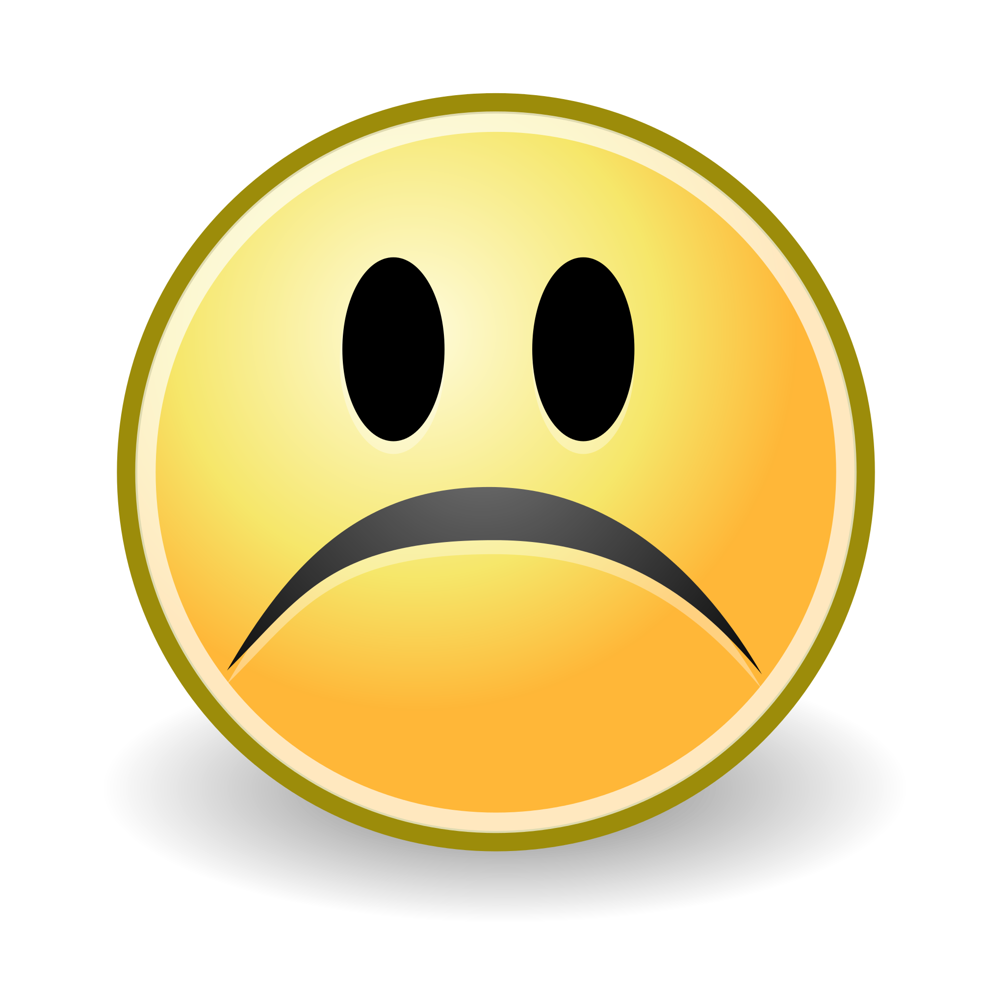 Bad clipart sad. File face svg wikimedia