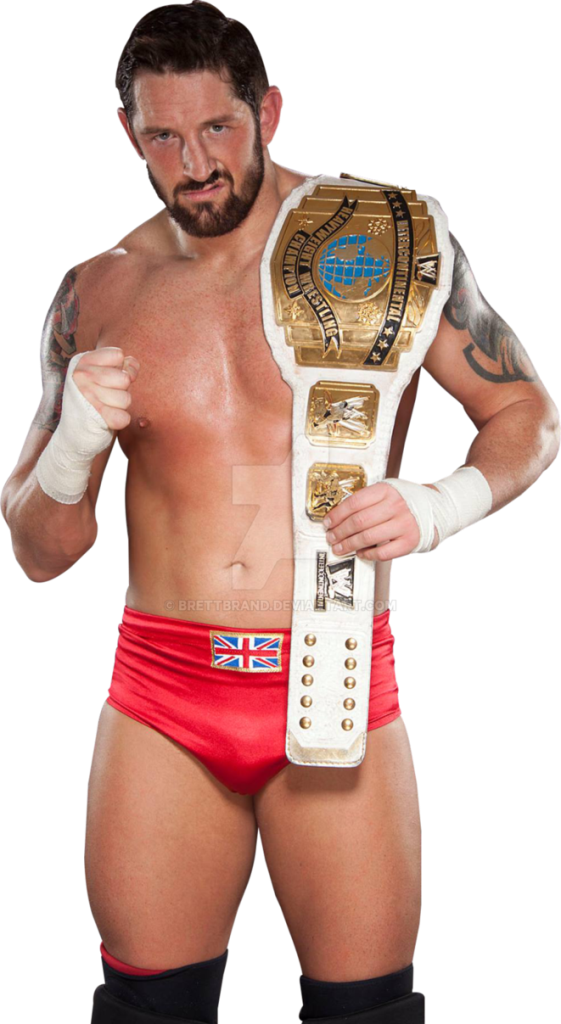 Bad news barrett png. Wwe wade page holding