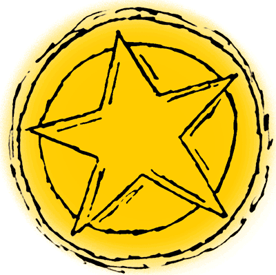 Badge clipart. Free sheriff download clip