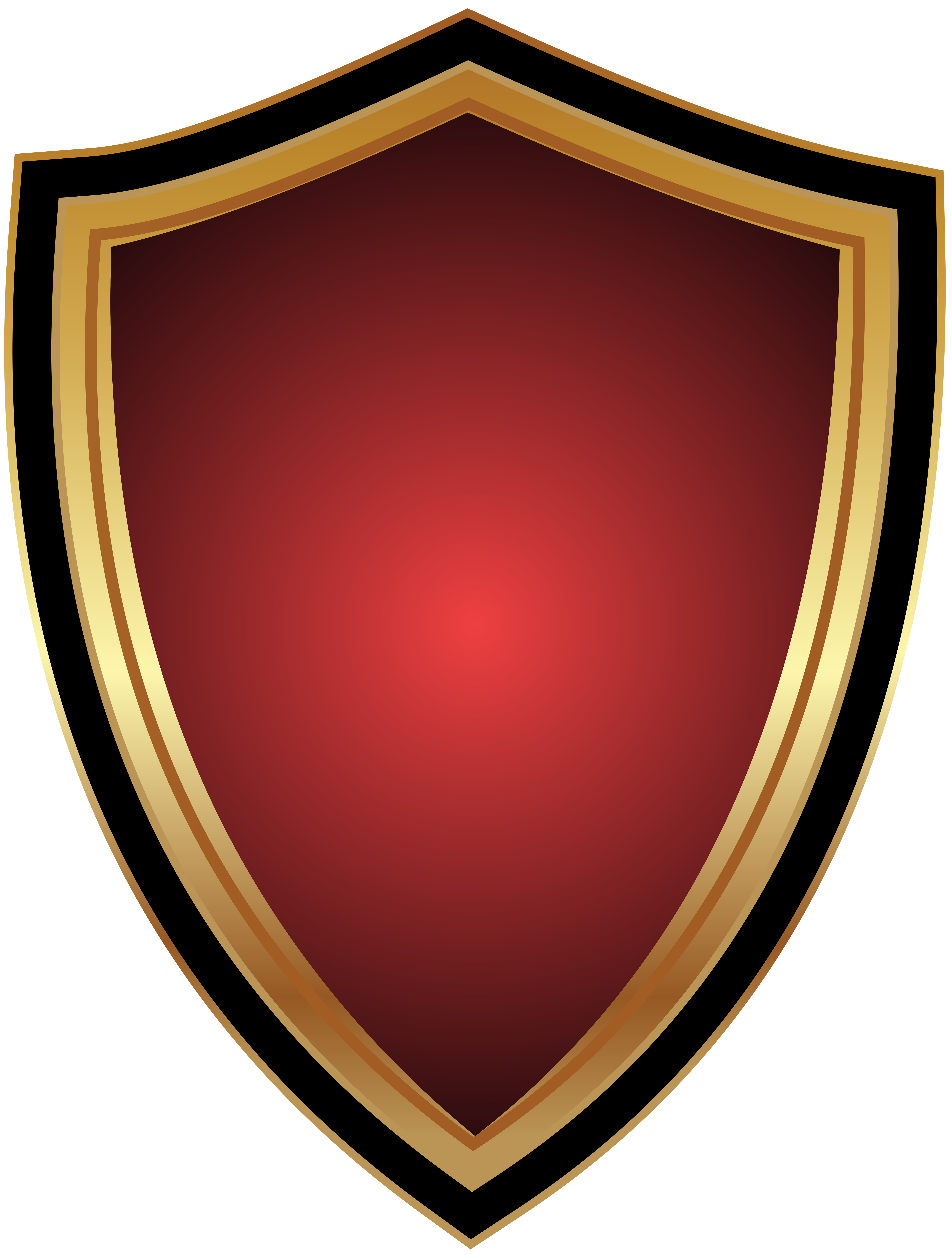 Red transparent clip art. Badge clipart banner royalty free