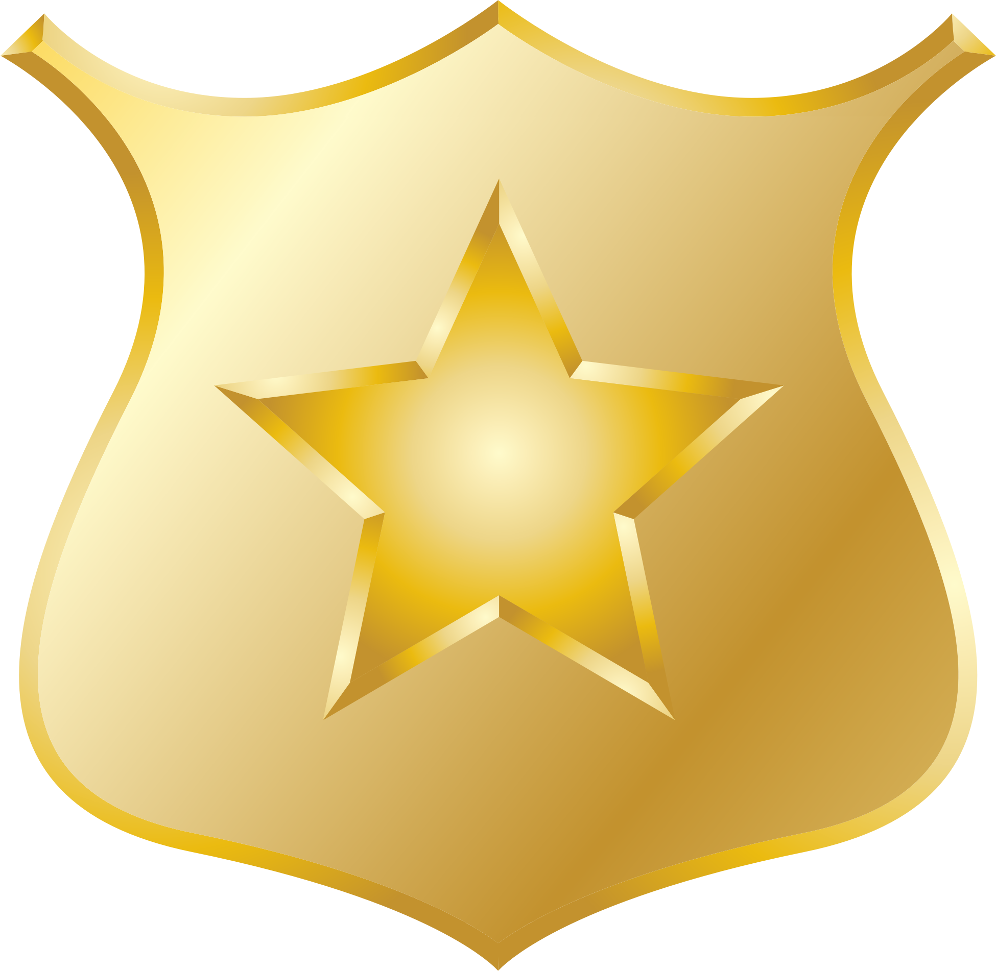 Badge transparent icon png
