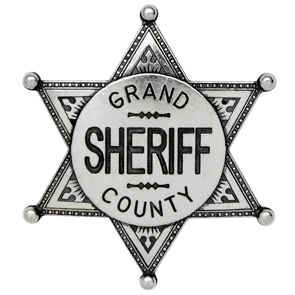 Badge clipart icon. Sheriff free icons clip