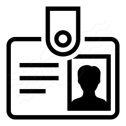 Badge clipart icon. Iconexperience i collection id