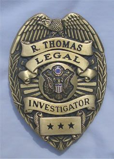 Badge clipart private investigator. Security badges committed to