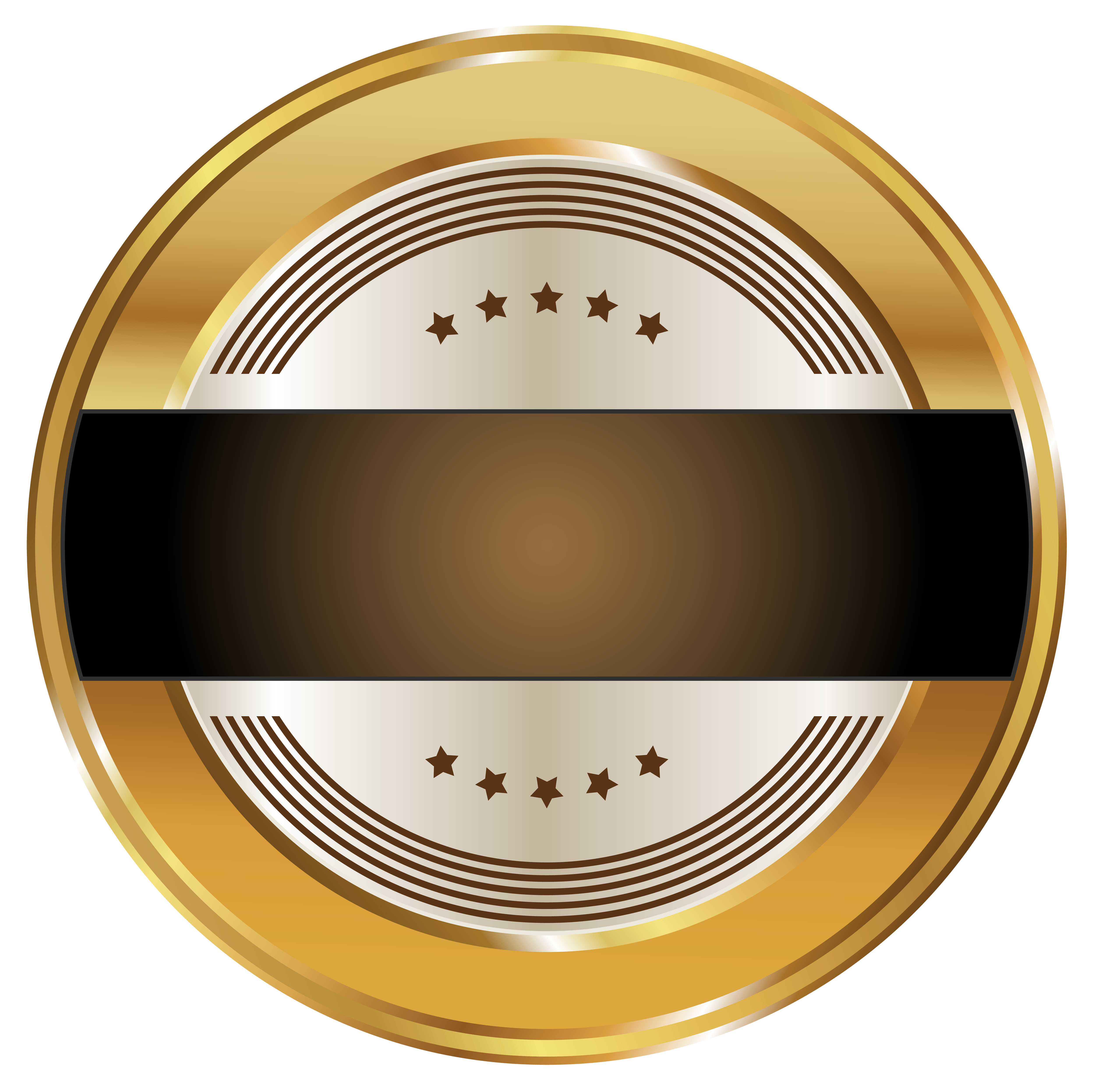 Badge design png. Seal template clipart image