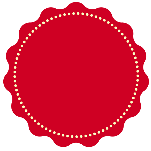 red badge png
