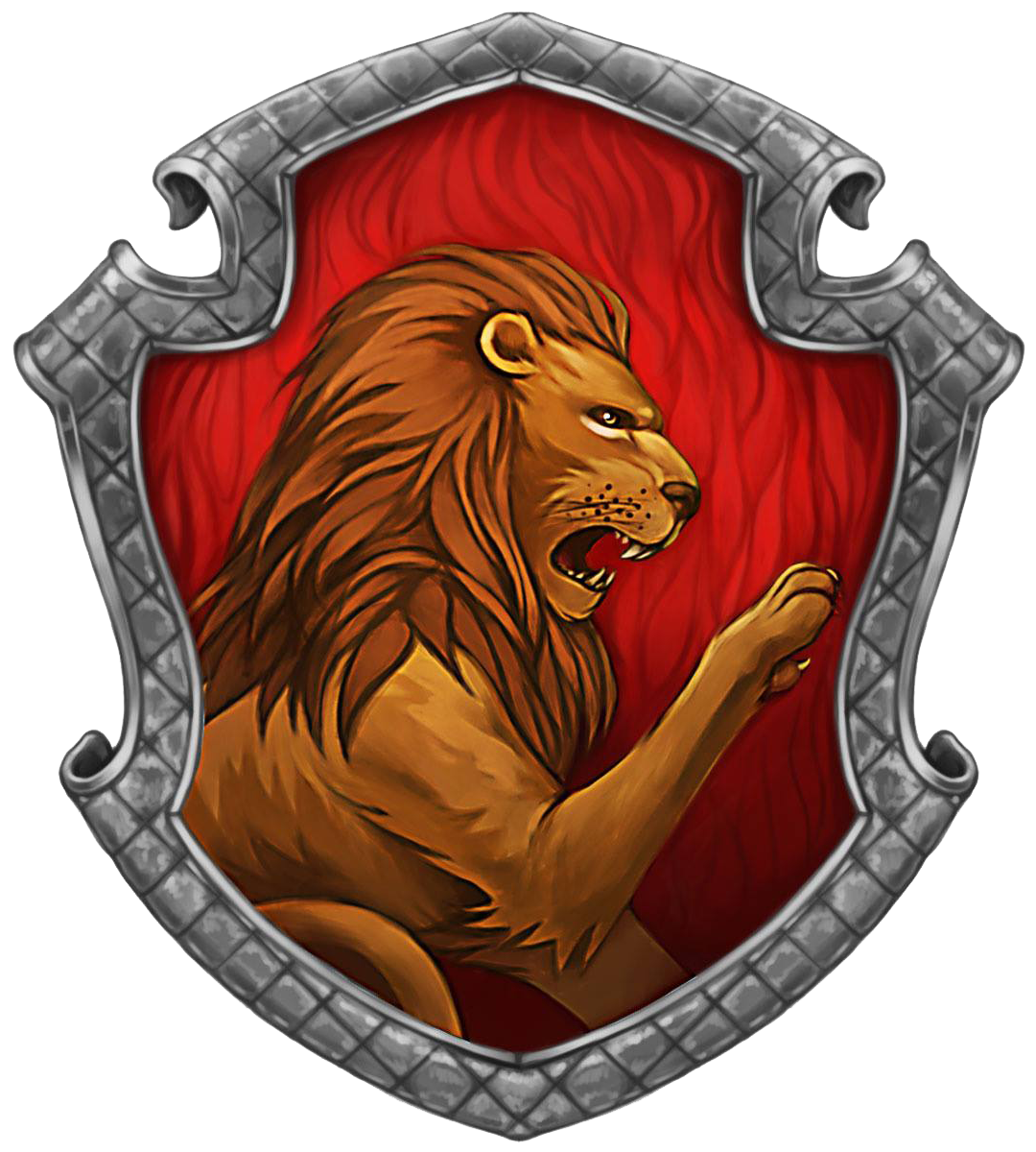 Badge transparent gryffindor. Which hogwarts house you