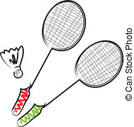 Badminton Clip Art and Stock Illustrations. 4,850 Badminton EPS ...
