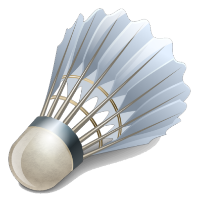 Download free png birdie. Racket clipart badminton net graphic free