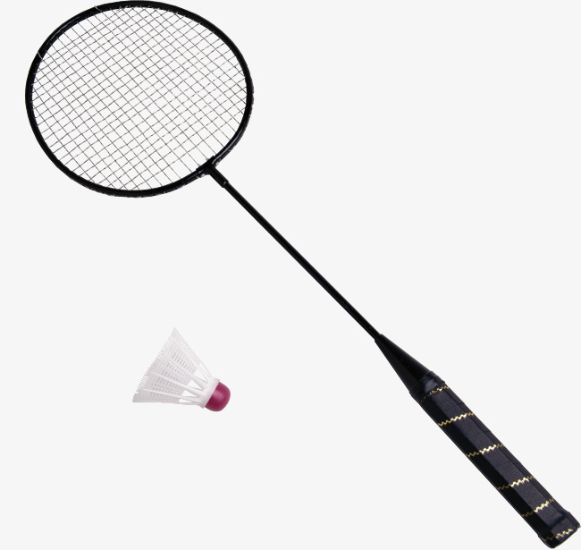Badminton clipart ball badminton. Racket the cartoon png