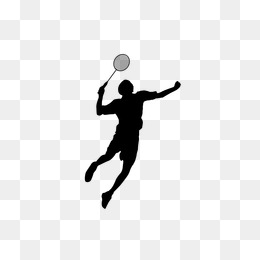 Badminton clipart shadow. Png images vectors and