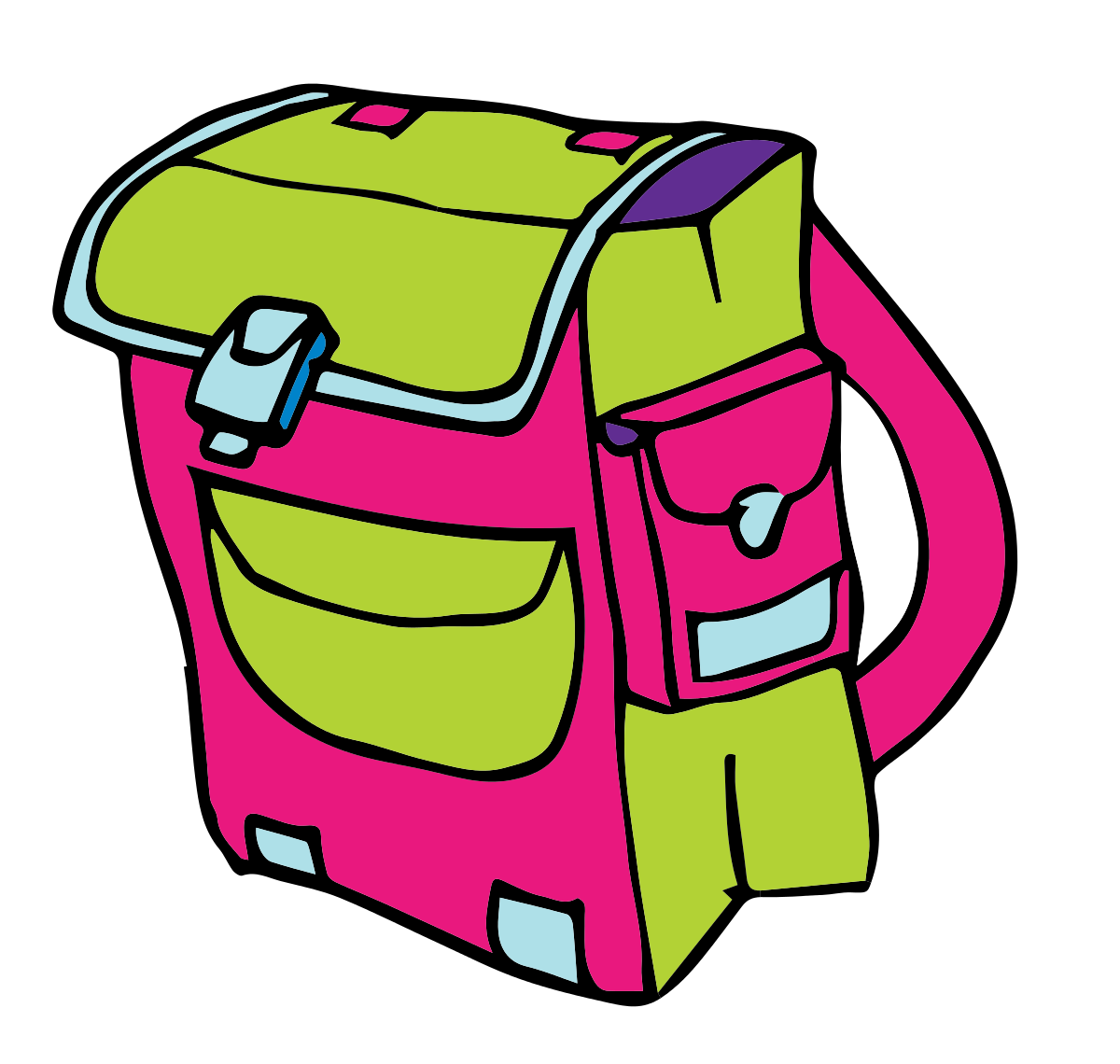 Bags clipart lunch. Free school bag download