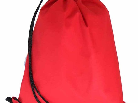 Bag clipart pe bag. Red pouch perfect