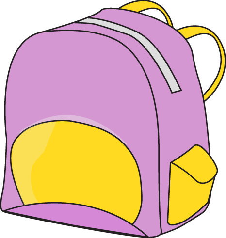 backpack vector png
