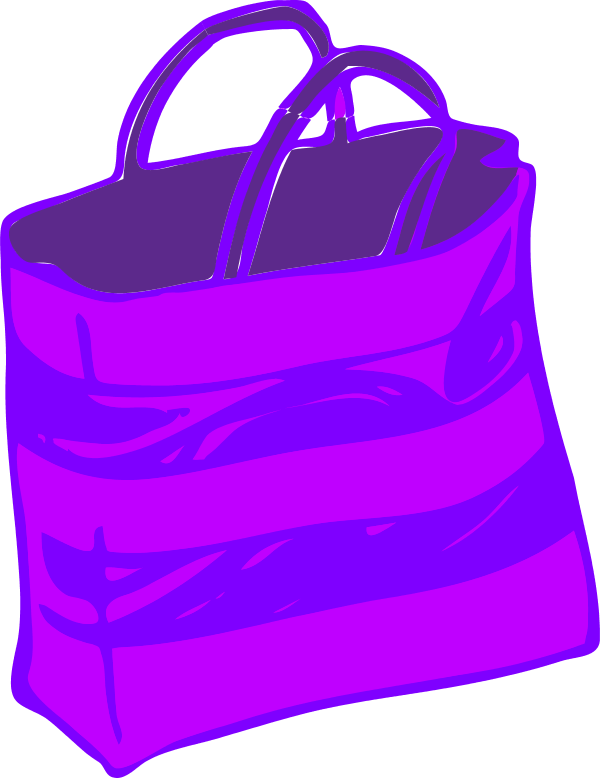 Bag clipart shoping bag. Shopping at getdrawings com