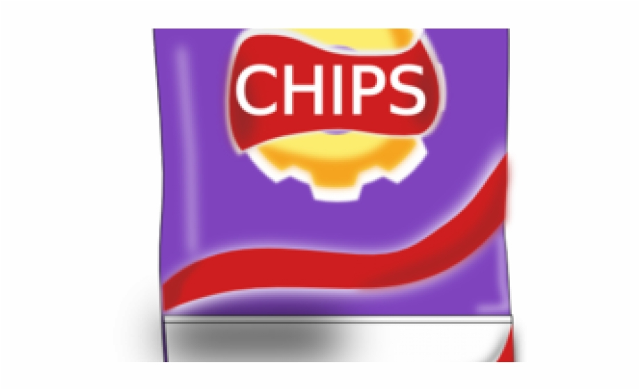 Bag of chips. Clipart clip art library