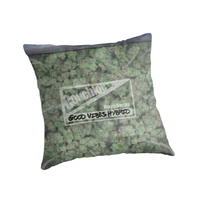 Bag of weed png. The big pillow throw