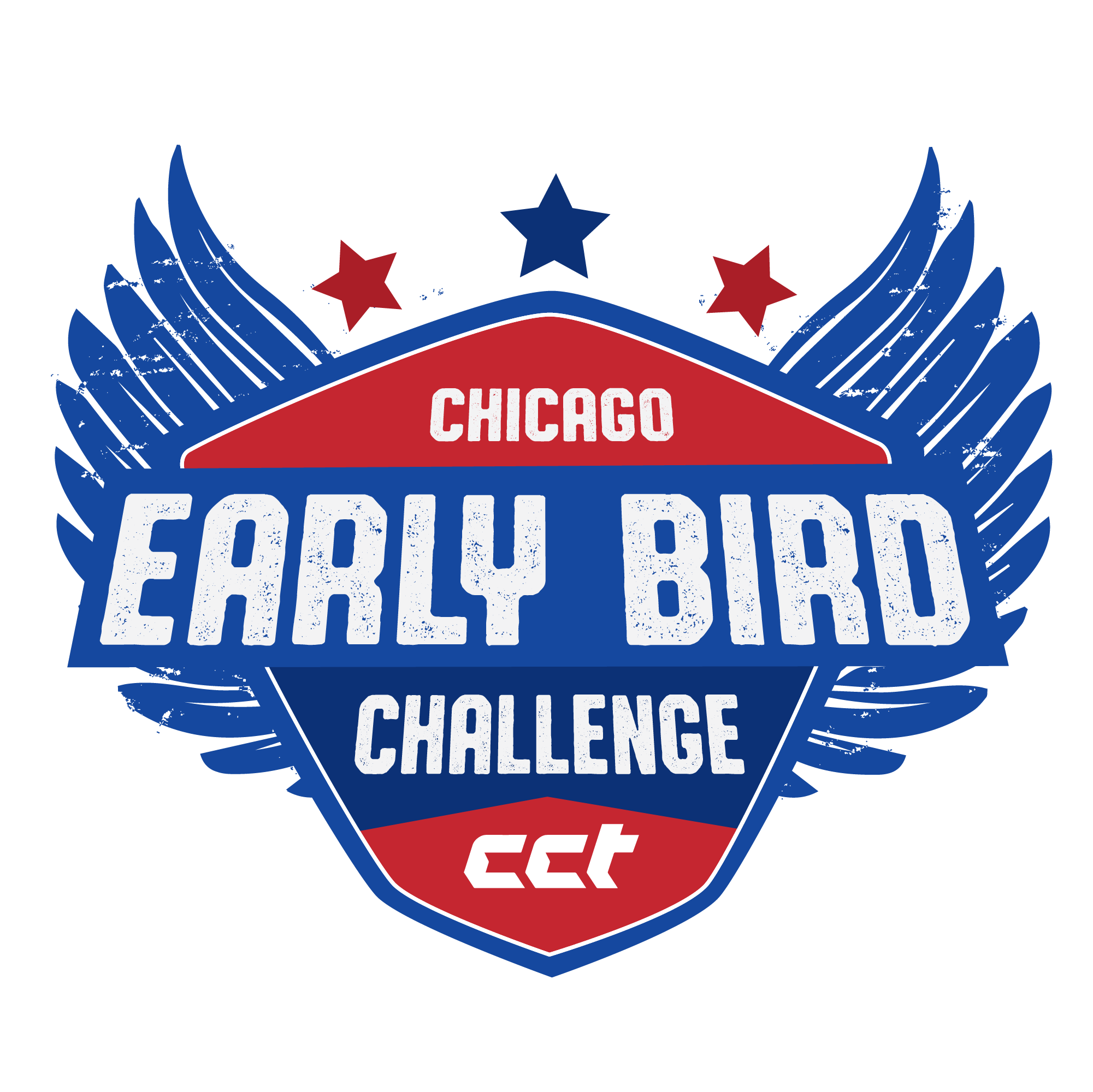 Bag tournament crest png. Chicago early bird challenge