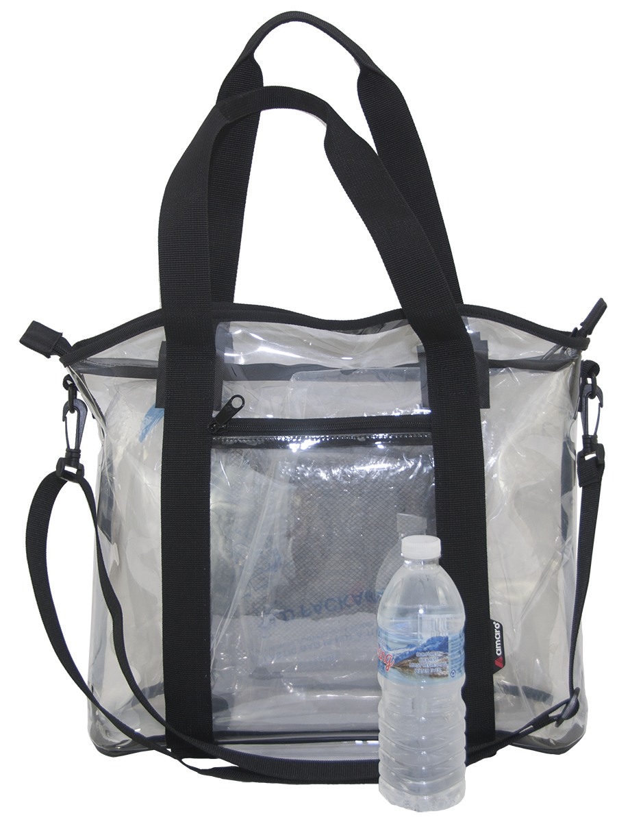 transparent purses clear tote