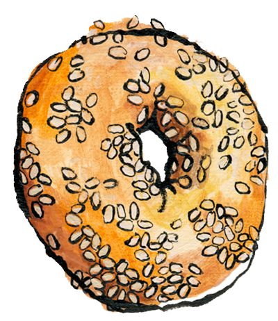 Bagel clipart pastry. Clip art photo niceclipart