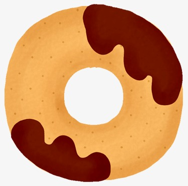 Bagel clipart animated. Donuts accessories dessert png