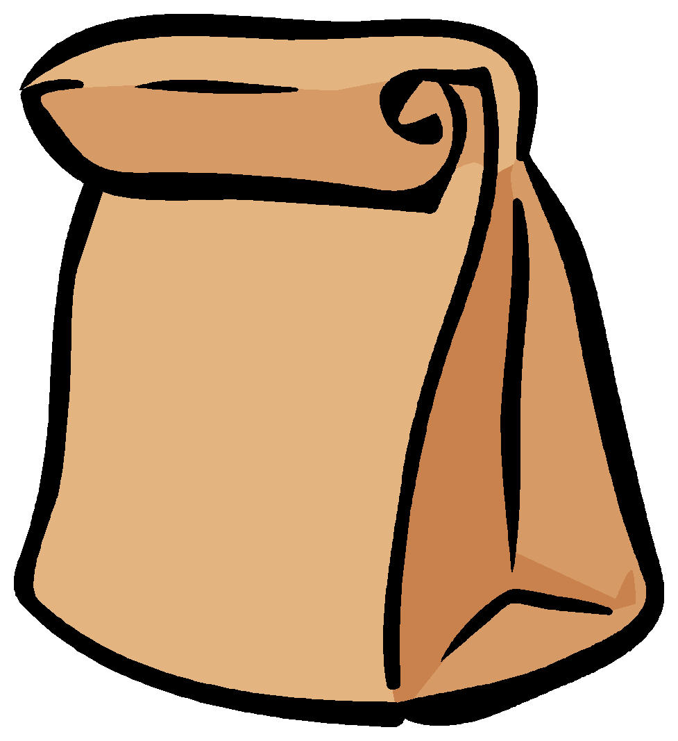 Bags clipart lunch. Bag panda free images