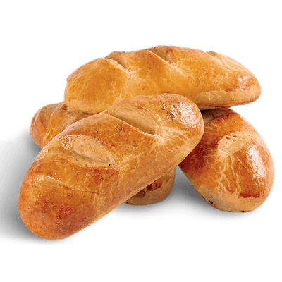 sliced baguette png