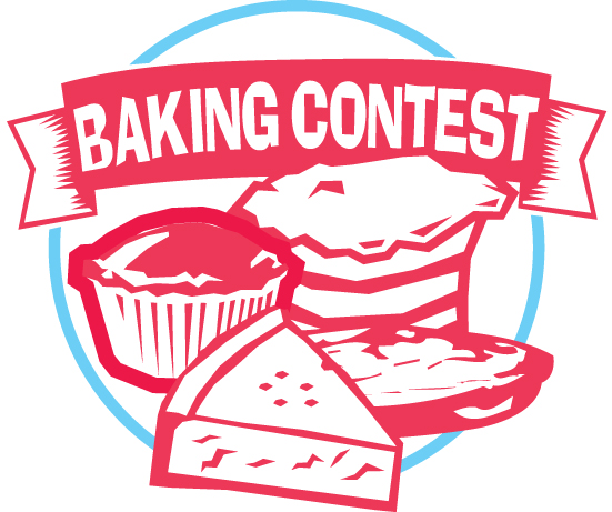 Bake clipart baking competition. Contest lockhart chamber of