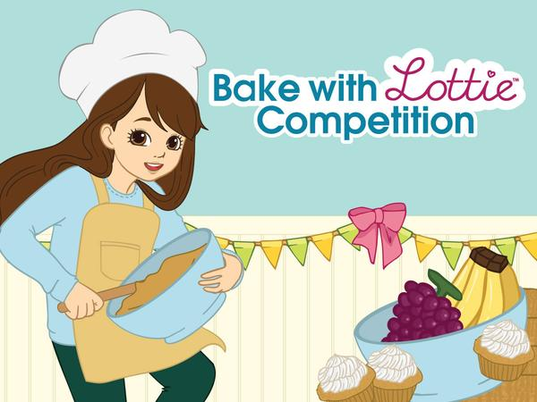 Bake clipart baking competition. Closed with lottie recipe