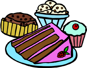 Cookie clipart bake sale item. Icing baked goody pencil