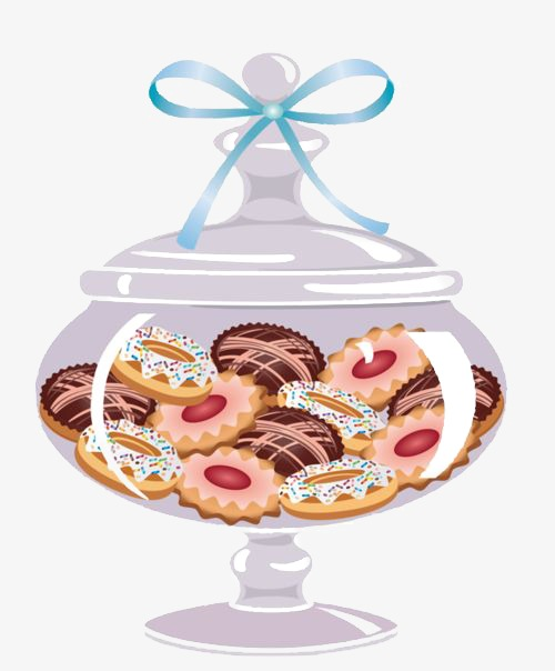 Baked goods clipart coockie. Cookies food baking png
