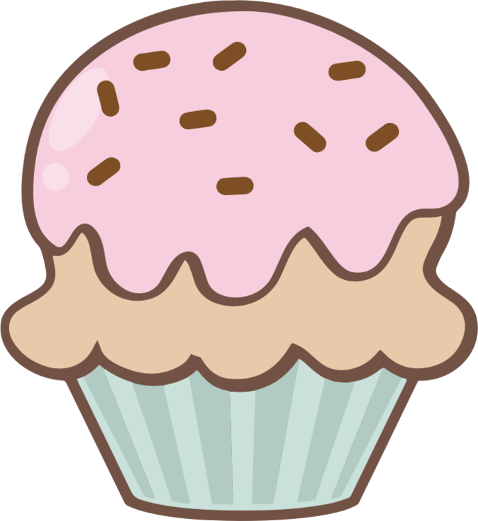 Macaroons drawing clipart. Cupcake american muffins dessert