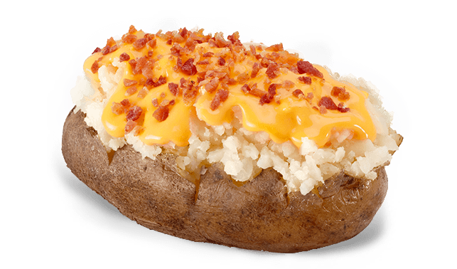 Baked potato png transparent library