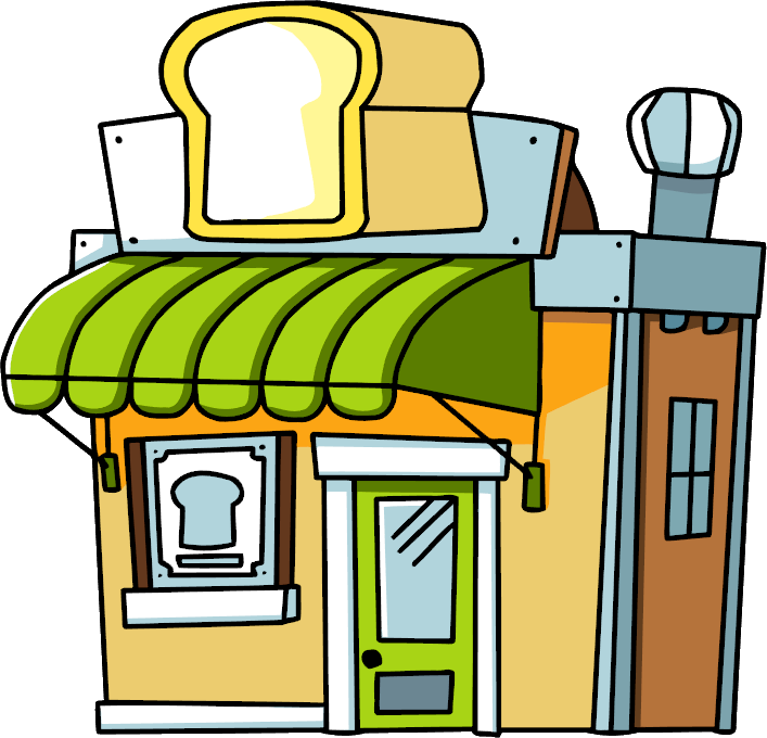 Bakery clipart. Free pictures of a